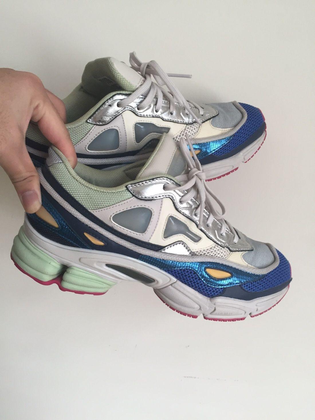 a0cd9edfad5 Adidas × Raf Simons Raf Simons Ozweego 2 Size 8.5  405 - Grailed