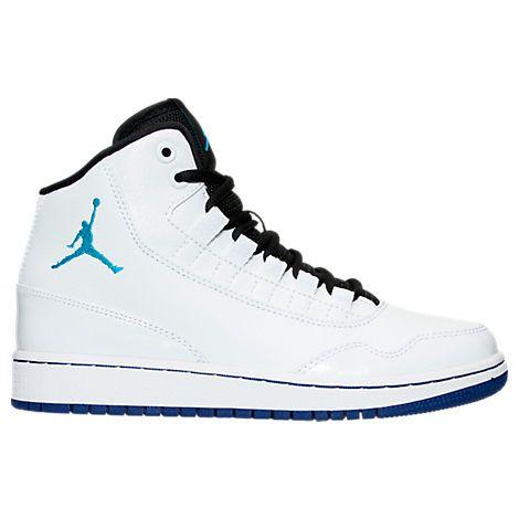 Boys' Grade School Jordan Executive Basketball Shoes ...