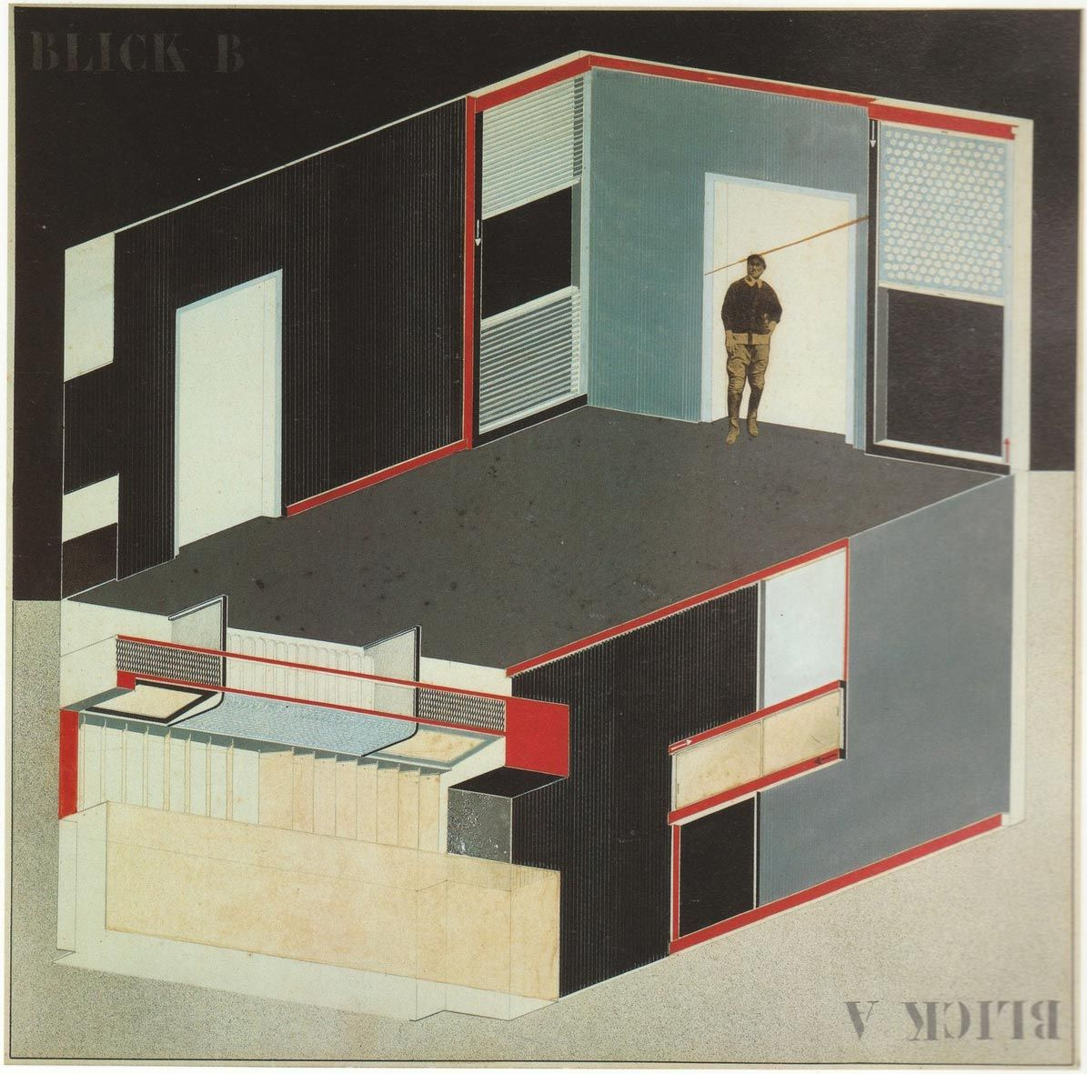 "El Lissitzky's ""Cabinet of Abstraction"" – SOCKS"