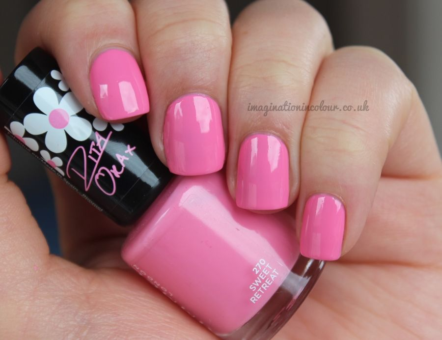 Rimmel London Rita Ora Sweet Retreat
