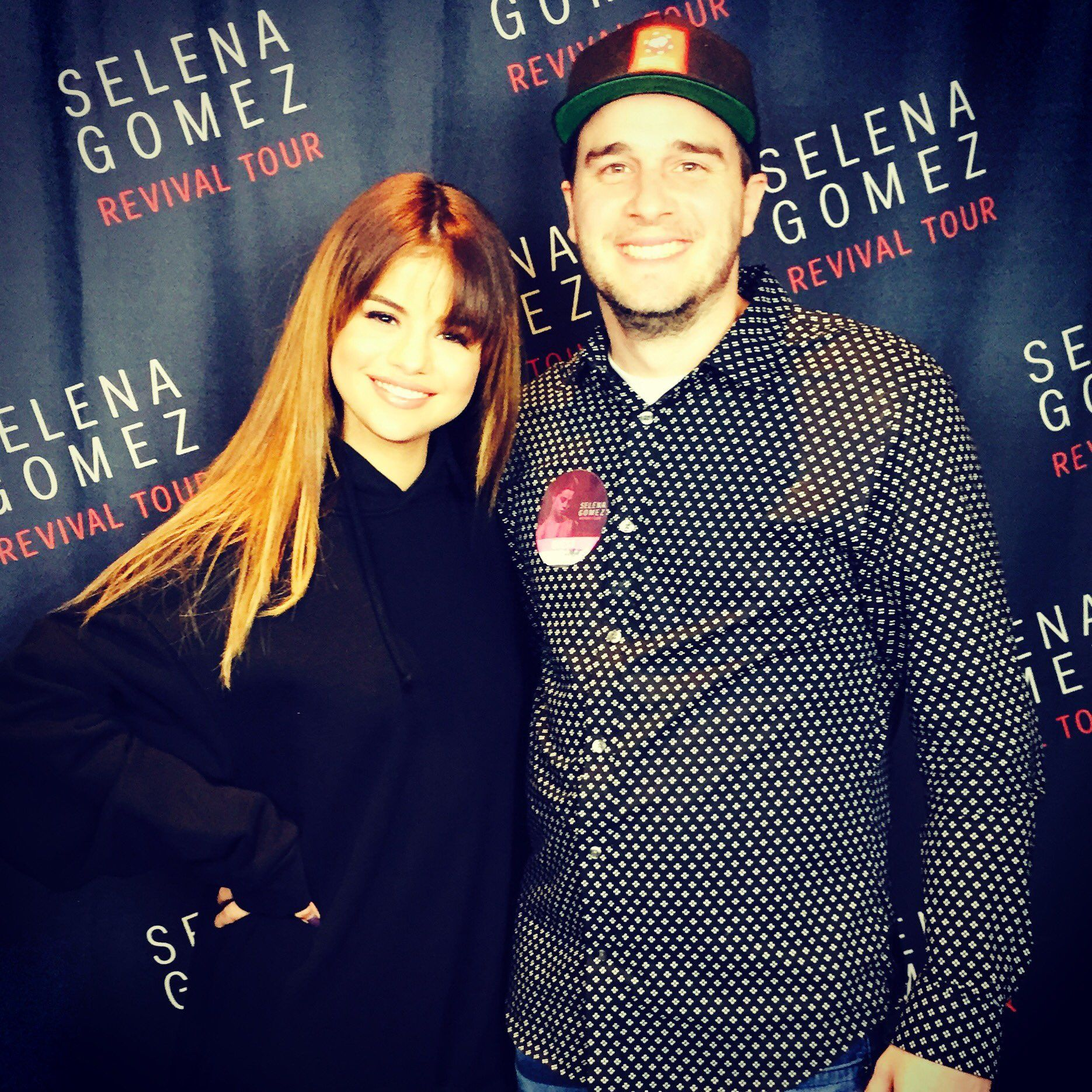 Selena Gomez Revival Tour Meet And Greet Google Search Revival