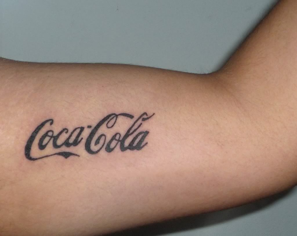 Route 66 tattoo picture at checkoutmyink com - Coca Cola Tattoo