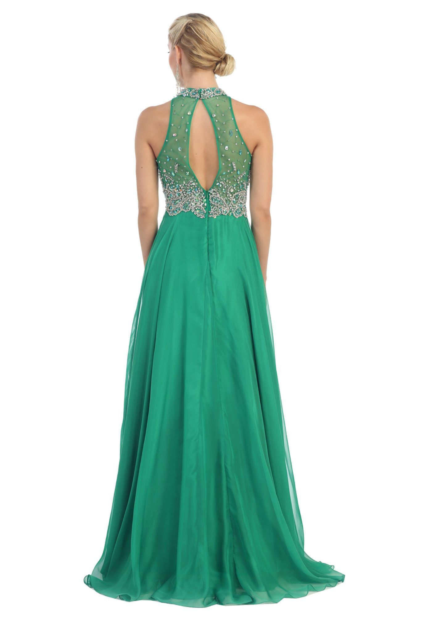 Long Prom Formal Dress Evening Gown 2018 | Formal, Prom and Sequins