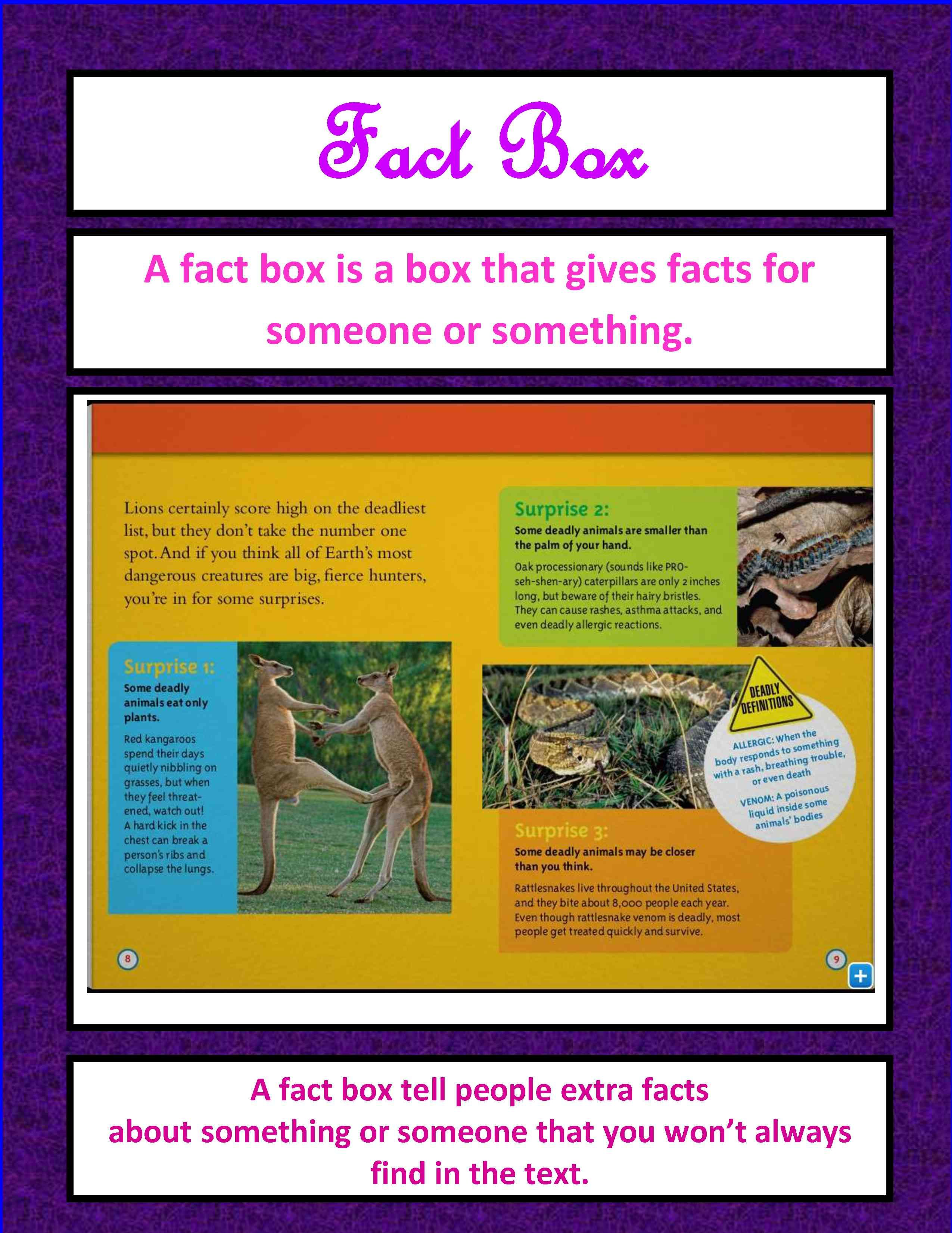Navigating Nonfiction Text In The Common Core Classroom