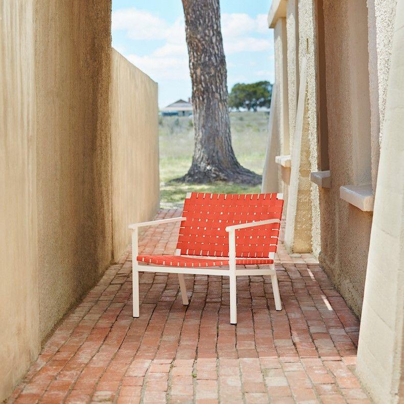French Interiordesign Ideas: Brown Jordan S Flex Lounge Chair By Richard Frinier