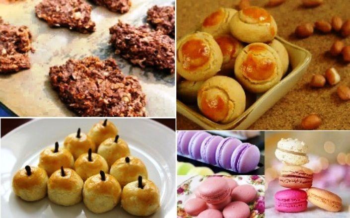 20 Resep Kue Kering Lebaran Mudah Bikinnya Mewah Rasanya Kue Kering Resep Kue