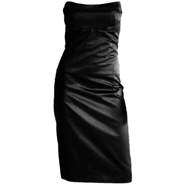 Cheap Price Cost Strapless dress Tom Ford Under 70 Dollars With Credit Card Online ZfAJfl92