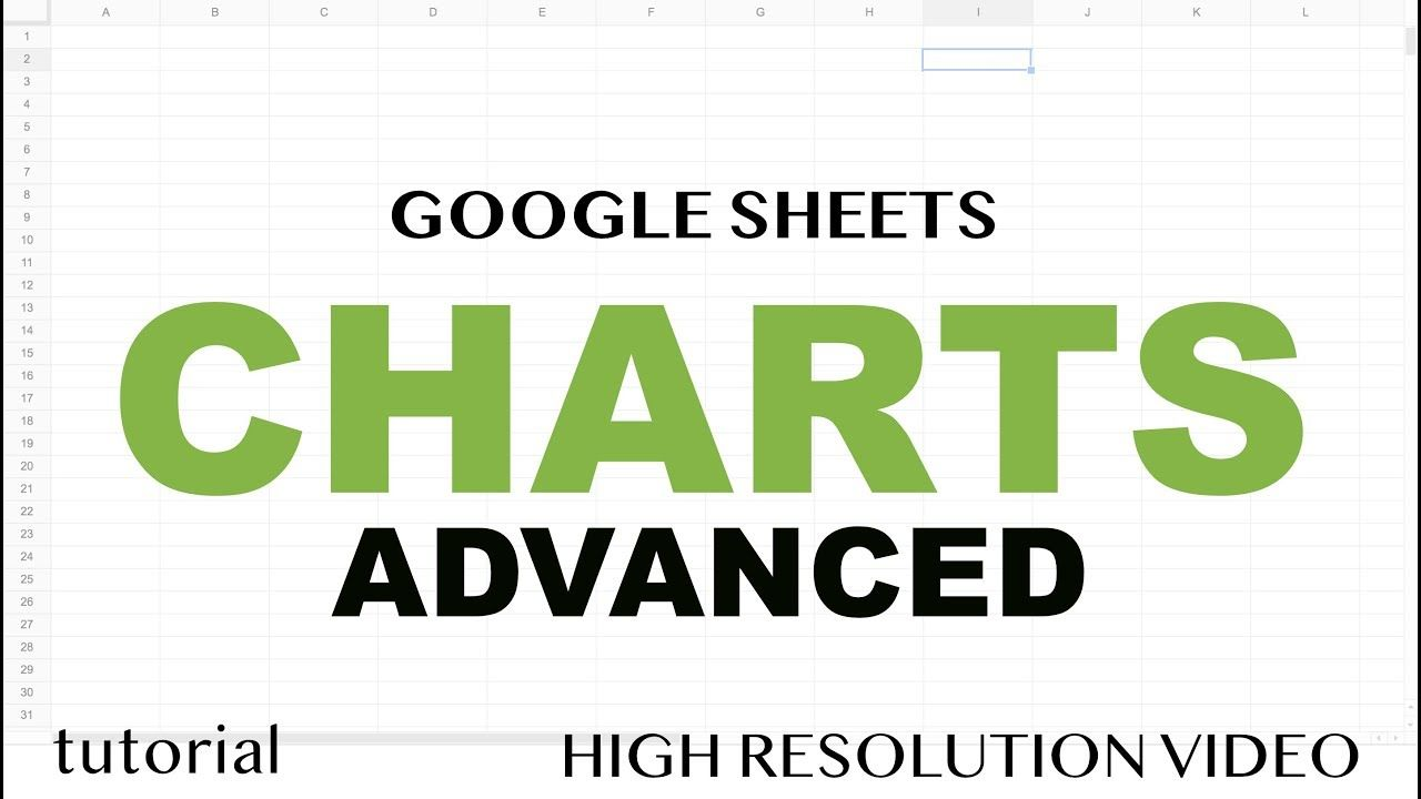 Google Sheets Charts - Advanced- Data Labels, Secondary Axis