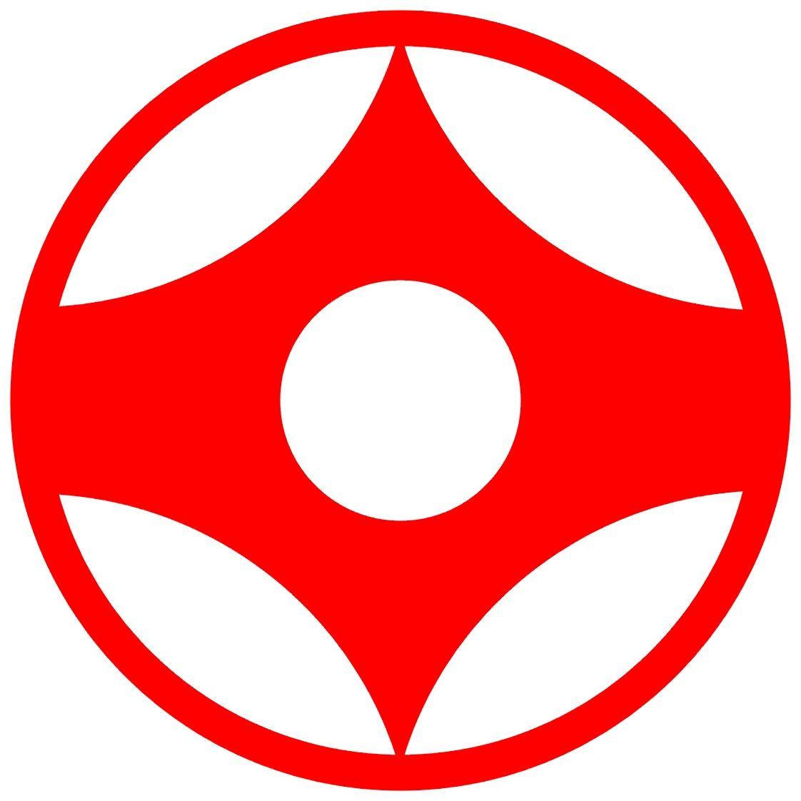 Karate symbols