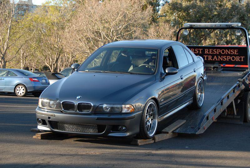 Bmw E39 M5 Gray Con Immagini