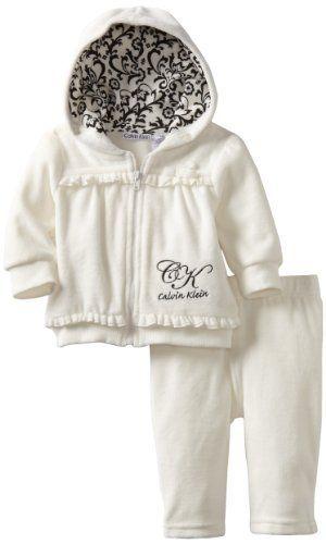 Calvin Klein Baby Girl Clothes Baby Girl Clothes Calvin Klein Baby Girls Newborn Future Child Calvin Klein Baby Baby Girl Clothes Little Girl Outfits