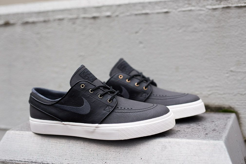 Fall/Winter Nike SB Stefan Janoski shoes black/anthra Womens black/anthra Nike SB Womens Skate