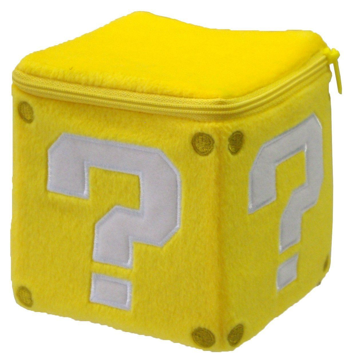 Little buddy official nintendo super mario zip open coin box