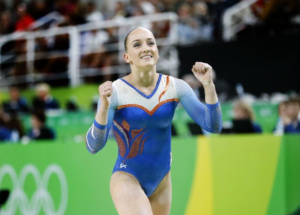 Sanne Wevers,gymnastics,rio,netherlands,finales