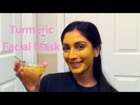 DIY: Turmeric Face Mask - for rosacea, acne, and dark ...