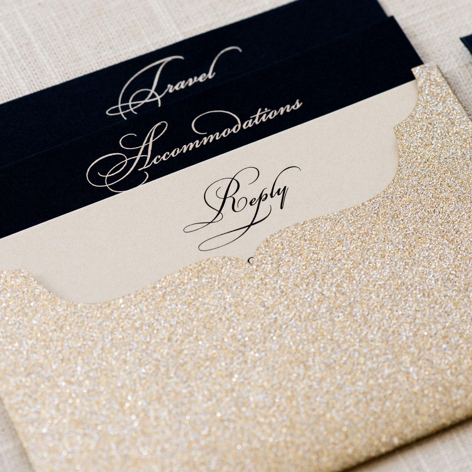 Modern Wedding Invitation - Kerry Wedding Invitation | Weddings