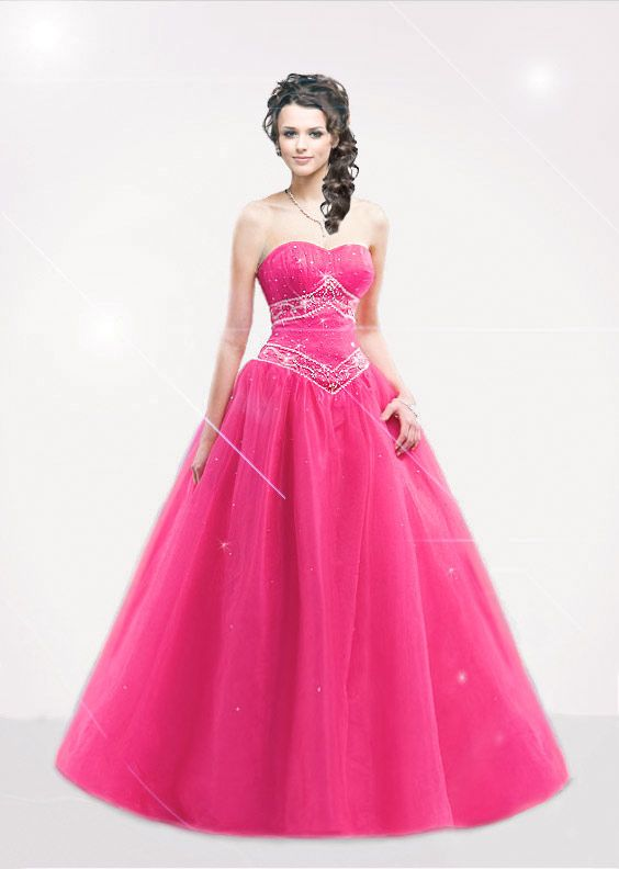 Pink princess Prom Dress. | Prom dresses!!!! | Pinterest | Rosas ...