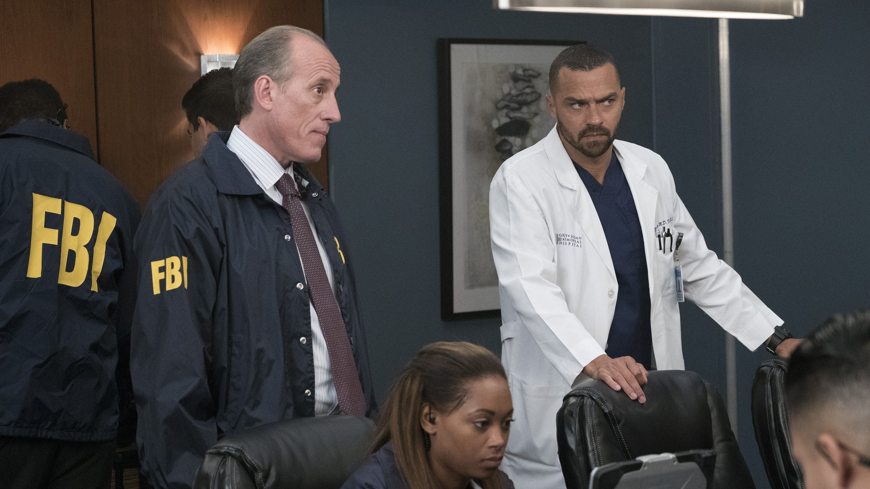 Grey\'s Anatomy - Season 14 Episode 8 : Out of Nowhere | Tv Series ...