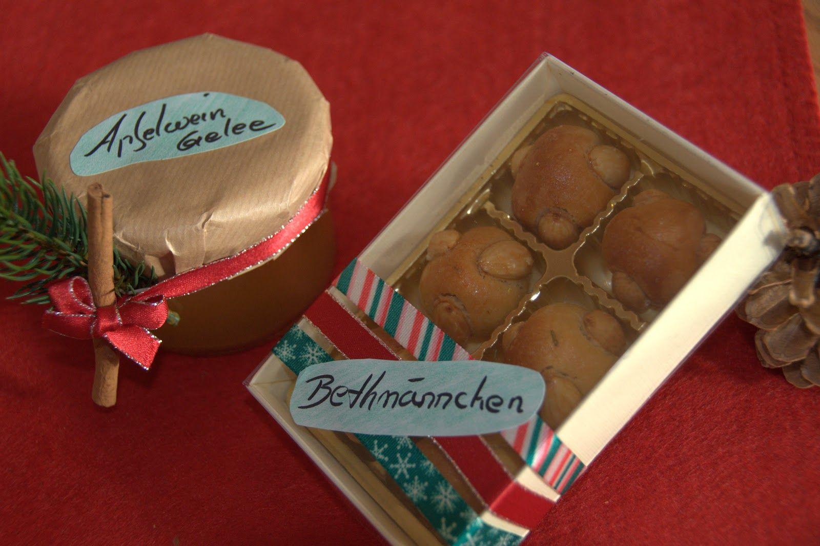 Apfelweingelee & Bethmännchen | In der Weihnachtsschickerei ...