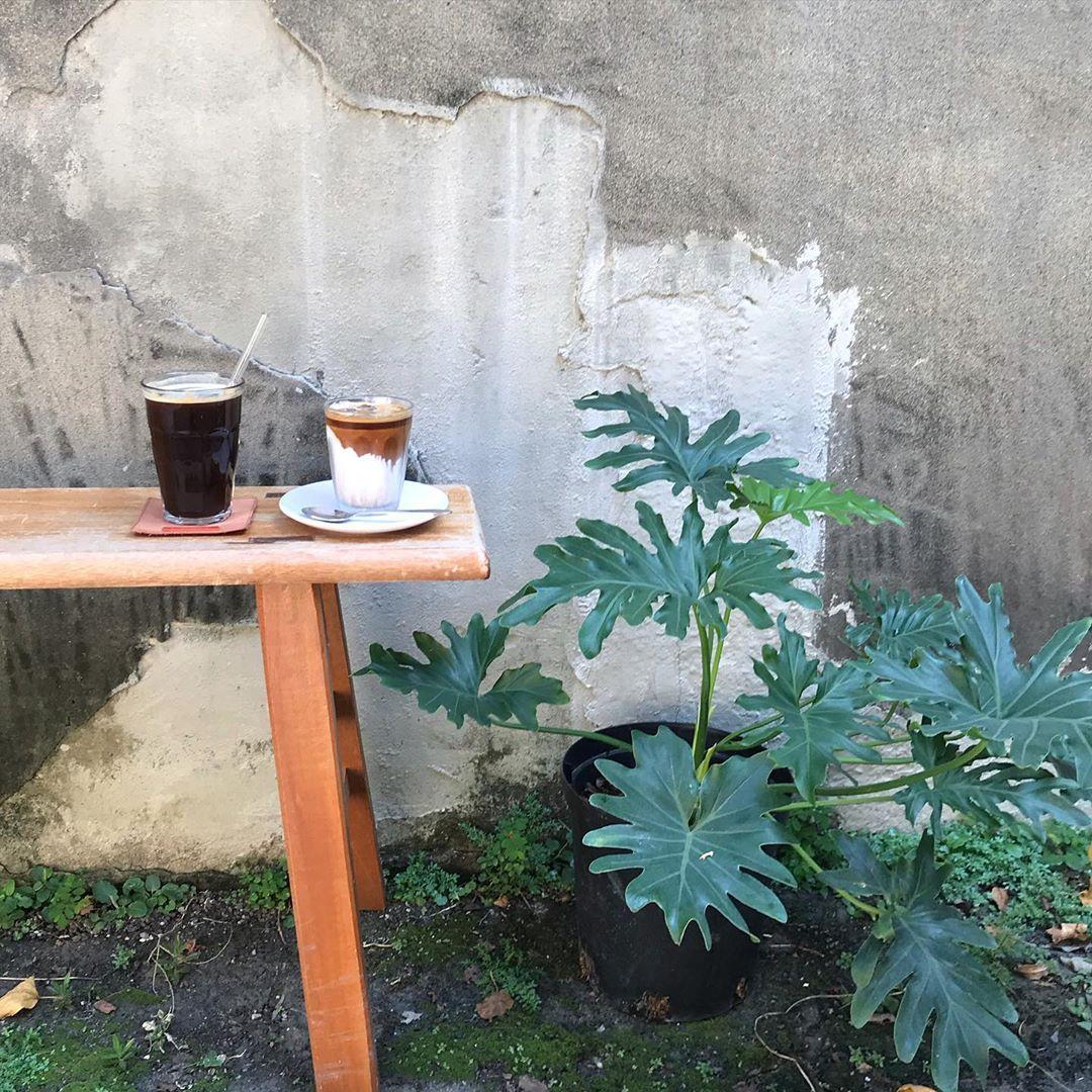 最近都被錶帶洗版 / 咖啡出來刷個存在感🌿 連假就是要慢節奏,來個放空午茶! . . .