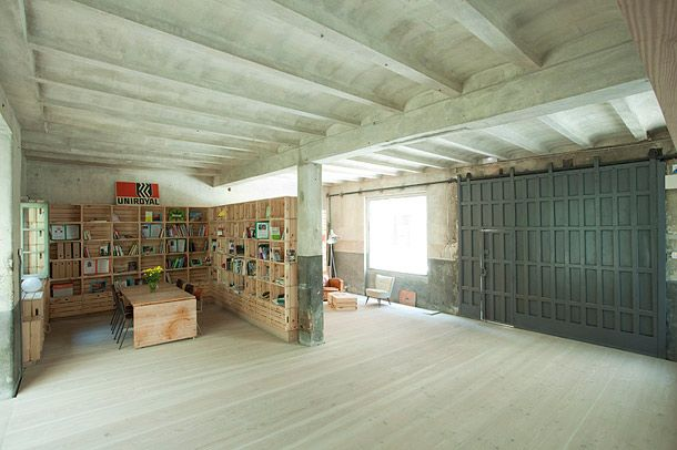 Hub offices in madrid interior pinterest interieur