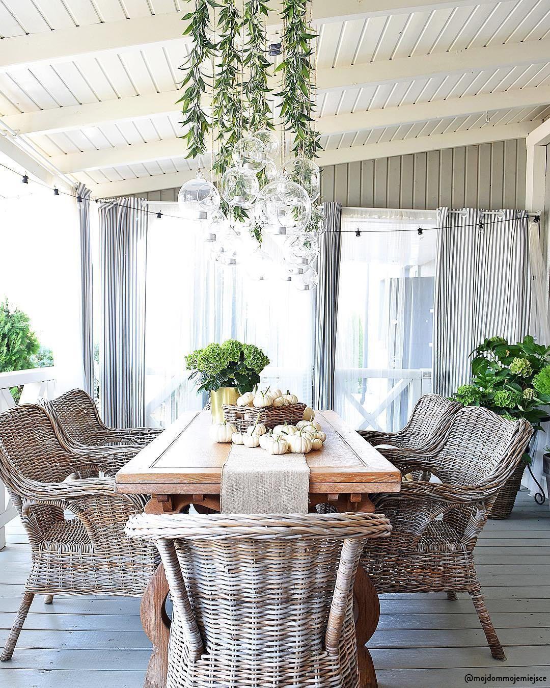 La Veranda Di Campagna veranda in stile country - il portico di casa o la veranda