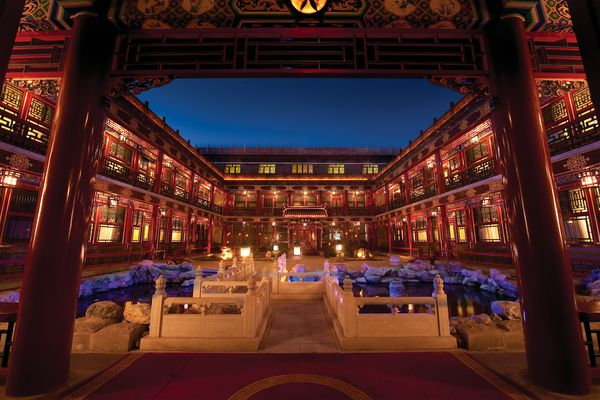 15 Chinese Members Of Small Luxury Hotels Of The World Part I Royal Garden Hotel Beijing Hotels
