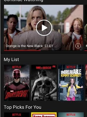 Netflix build APK for Android – Mod Apk Free Download For Android