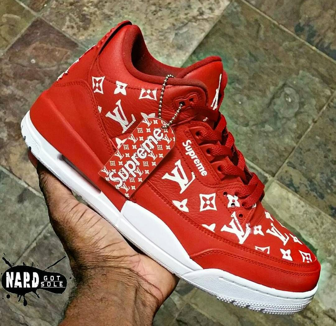 10 Special Custom Sneaker Releases Unveiled Via Instagram This Week