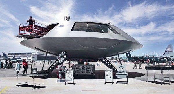 Ready for Launch - Creating a Virtual Sci-Fi Air Show