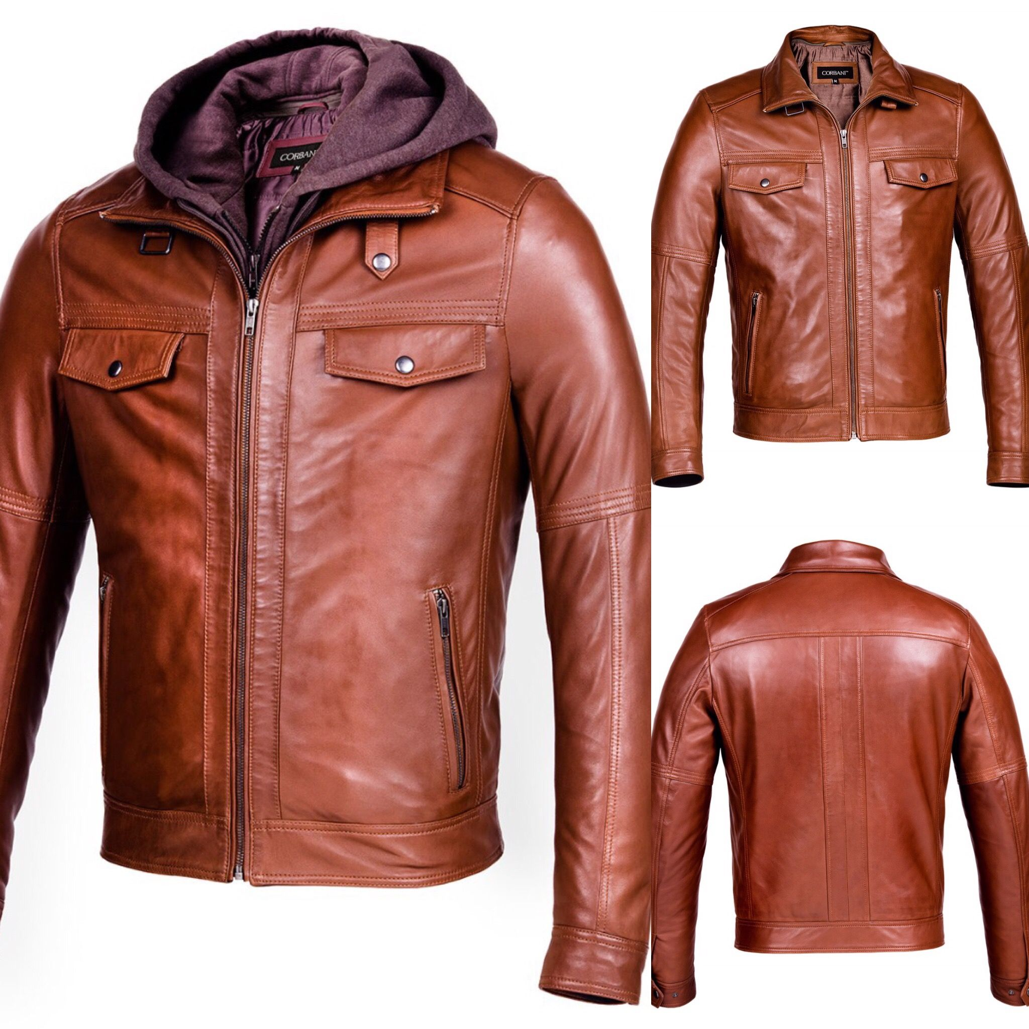 corbani #corbaniaw16 #corbaniman #leather #jackets - Amazon: www ...