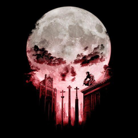 Daredevil 'The Devil's Punishment' T-Shirt