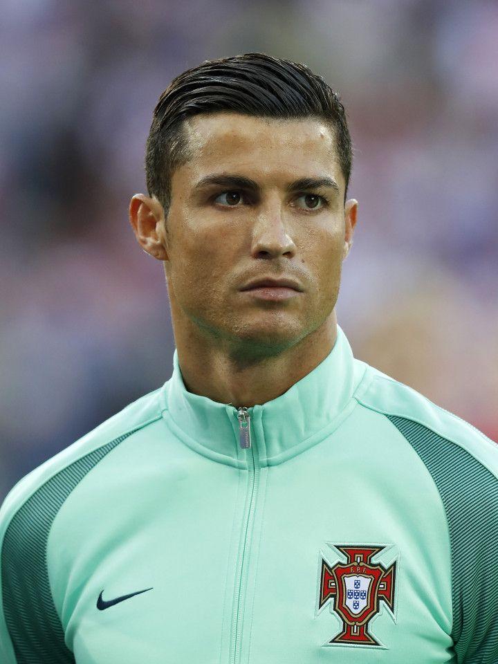 sports shoes a876e 8375c Has Cristiano Ronaldo used plastic surgery to transform ...