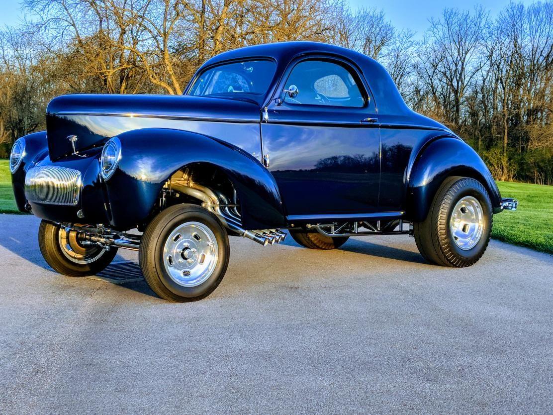 1941 Willys Americar for sale on Hotrodhotline