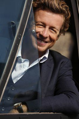 Simon Baker in The Mentalist (2008)