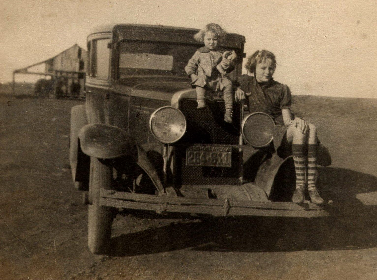 Growing Up In The Dust Bowl During The Great Depression