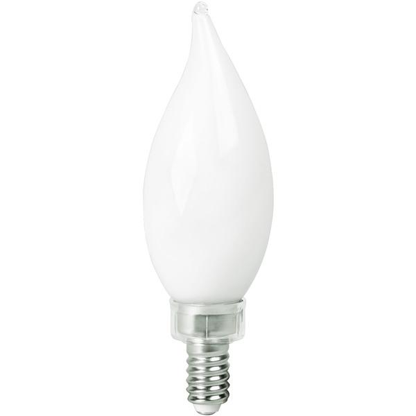 Led Chandelier Bulb 60w Equal 3200k To 1800k Tcp Ff11d60frgl1 In 2020 Bulb Led Chandelier Glass Bulbs
