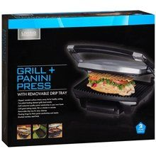 nice Living Solutions Grill & Panini Press Reviews