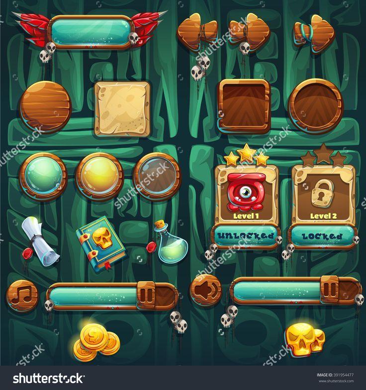 Znalezione obrazy dla zapytania game interface