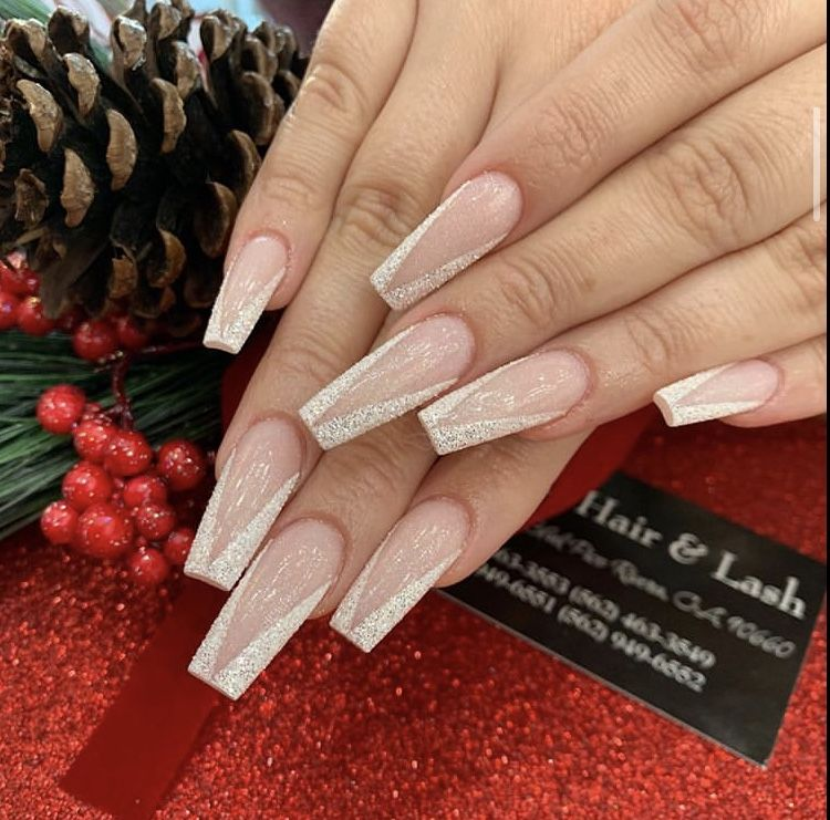 Pin by 𝚕𝚒𝚕𝚊𝚊ꨄ on inspiration (With images) Nails