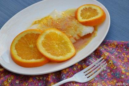 Recette Flétan sauce miel orange | Food, Fruit, Fishy