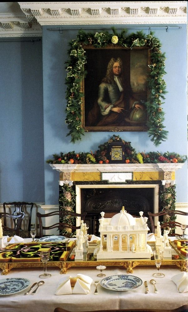 Christmas Georgian Style - Christmas Georgian Style ~A Christmas Affair~ Georgian, Decor