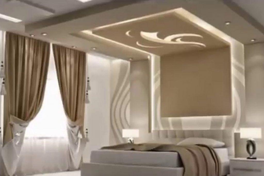 Yatak Odasi Asma Tavan Modelleri Yatak Odasi Tavani Yatak Odasi Yatak Odasi Tasarimlari