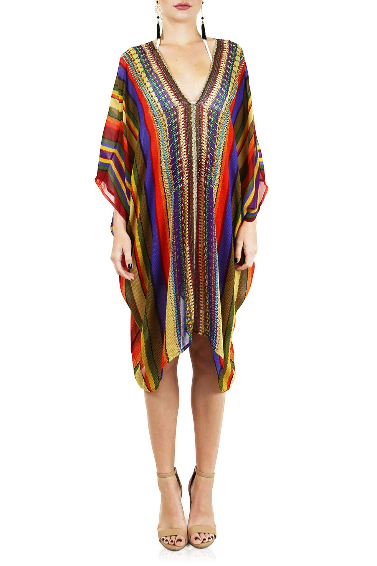 3e13f2f695b6 Beach Cover Ups For Women | Luxury Beachwear Online USA | 30 - 60% OFF  Beachwear - Shahida Parides®. Beach Cover Up | Designer ...