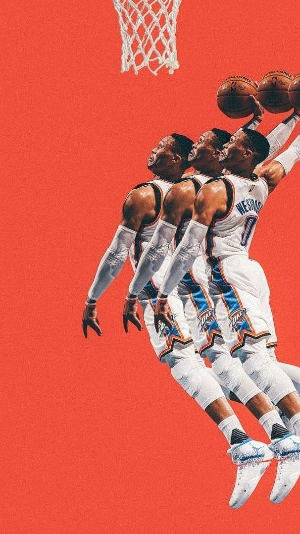 Russell Westbrook Wallpaper Basketball Players Nba Russell Westbrook Wallpaper Nba