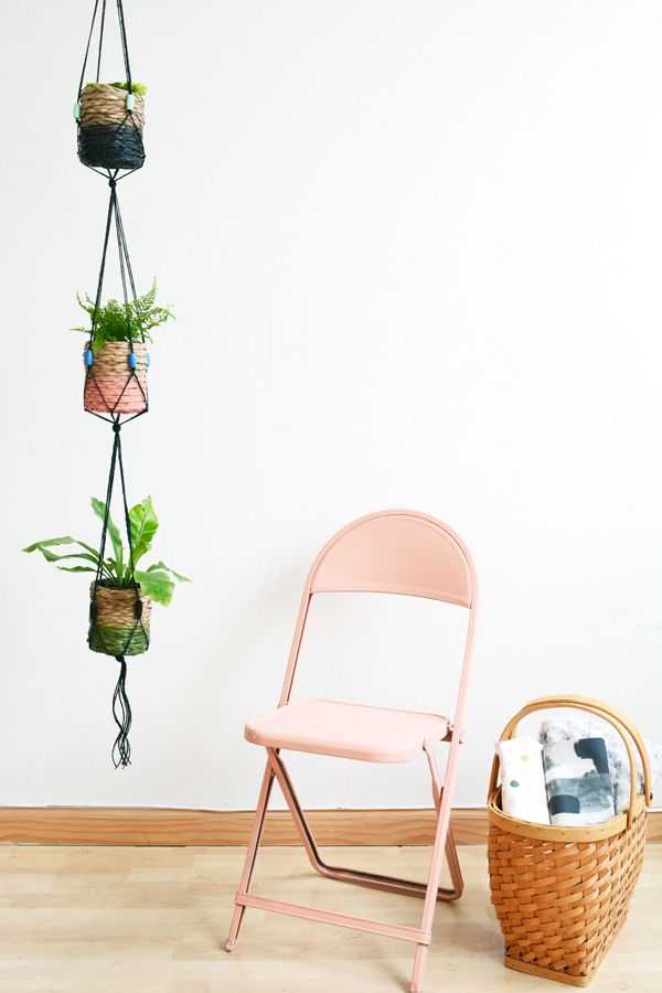 Three Tiered Hanging Plant Diy By Oleanderandpalm Home Beauties