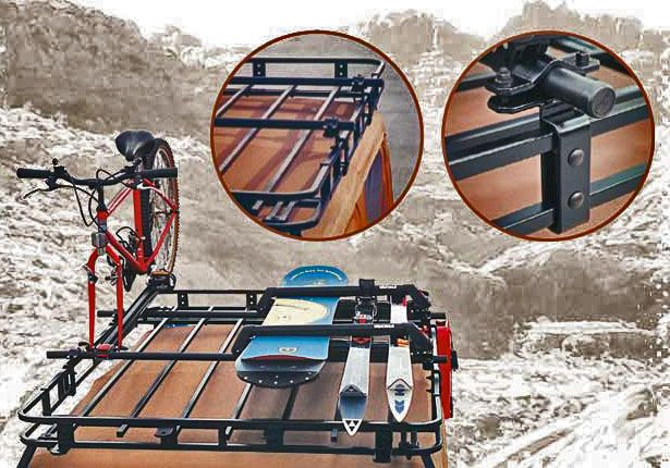 Safari Rack For Your Jeep Roof Rack
