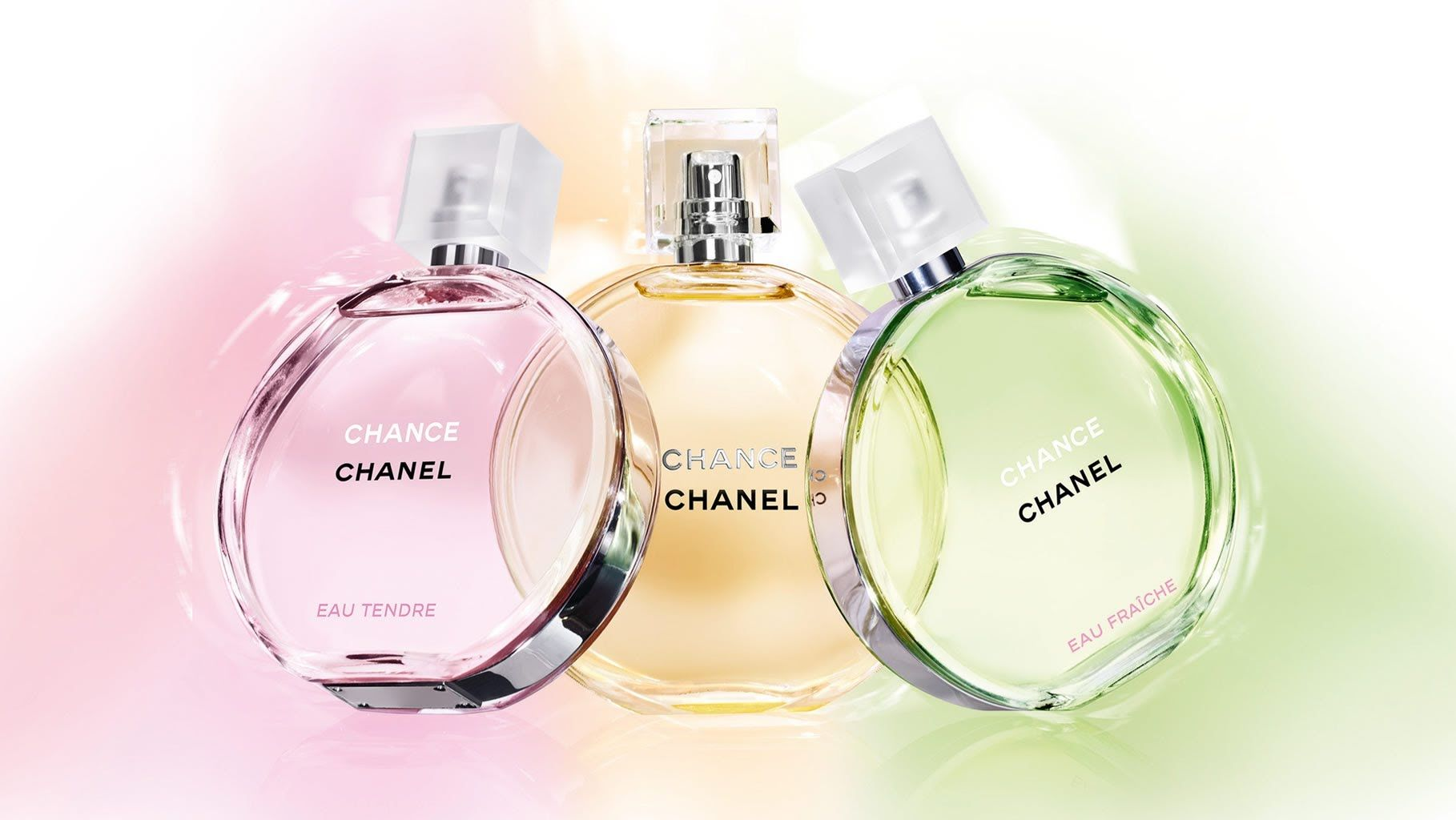 Chanel Chance Eau Tendre Fragrance Perfume Chanel Fragrance Chanel Cosmetics