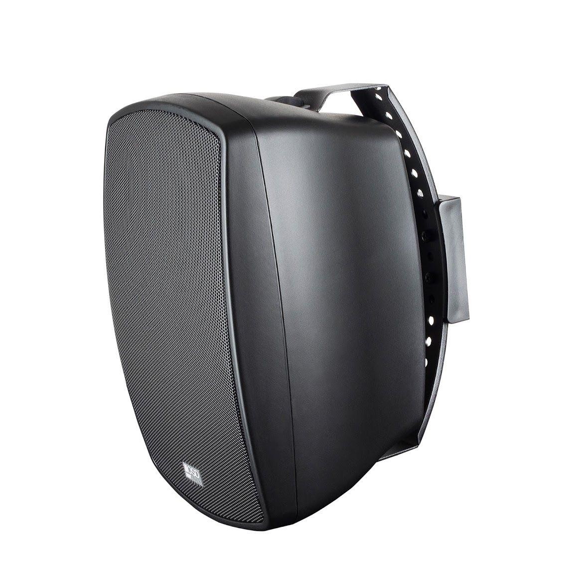 5 25 Bluetooth Outdoor Patio Speaker Pair W Waterproof Power Supply Black Or White Btp525 With Images Speaker Bluetooth Weather Resistant