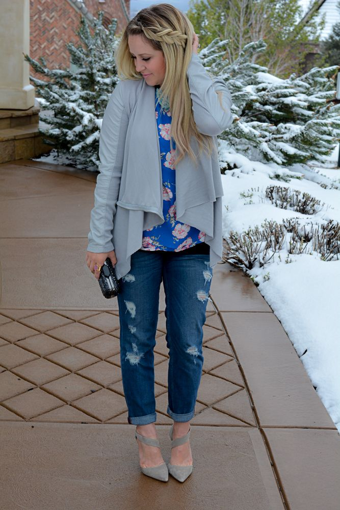 How to Layer - Mommy Fashion - What's Up Buttarcup - DenverStyleMagazine.com